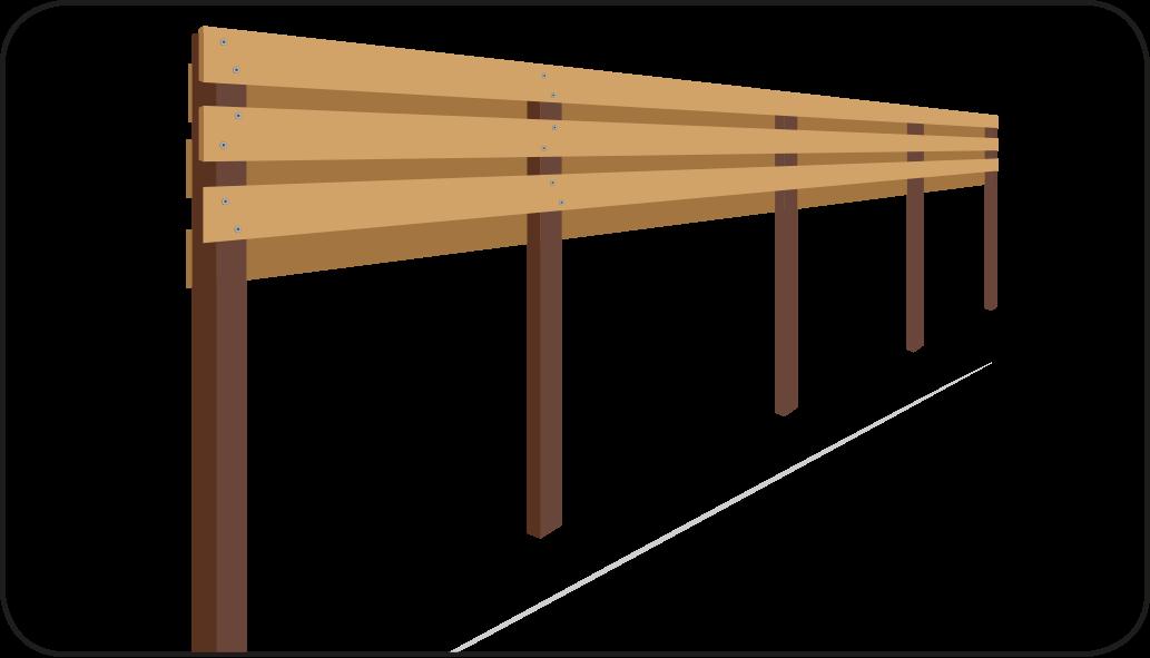 Losse planken monteren - Schutting maken