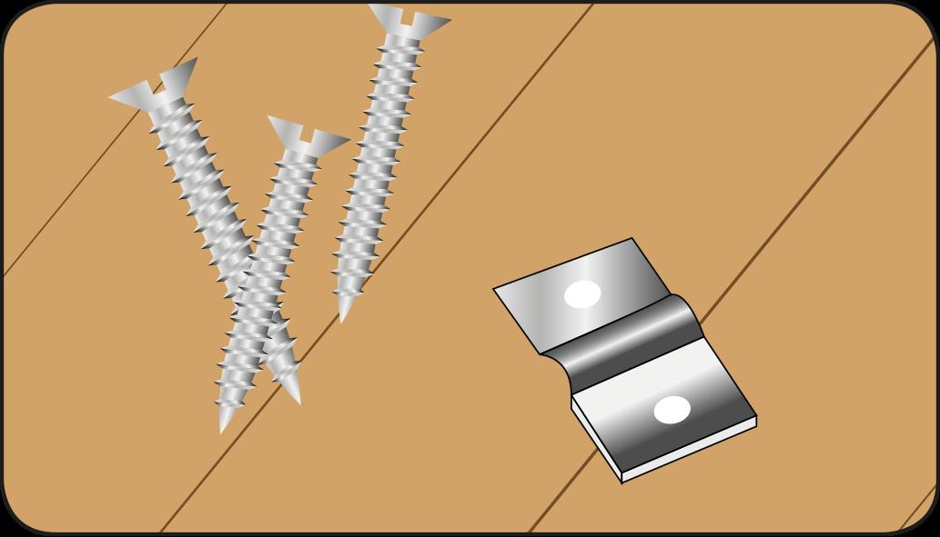 Monteren type 1 - Vlonder maken
